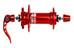 Novatec Superlight napa 3in1 MTB Disc , punainen